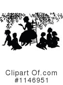 Royalty-Free (RF) Teacher Clipart Illustration #1146951