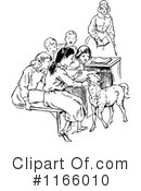Royalty-Free (RF) Teacher Clipart Illustration #1166010