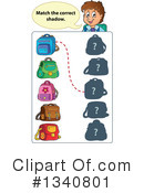 Royalty-Free (RF) Teacher Clipart Illustration #1340801