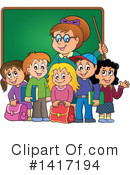 Teacher Clipart #1417194