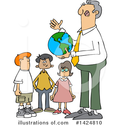 Education Clipart #1424810 by djart