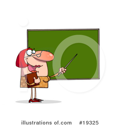 Professor Clipart #19325 by Hit Toon