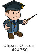 Teacher Clipart #24750 by AtStockIllustration