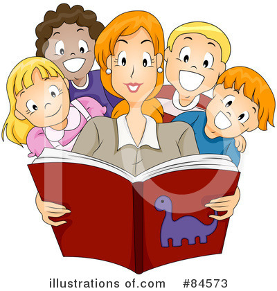 Librarian Clipart #84573 by BNP Design Studio