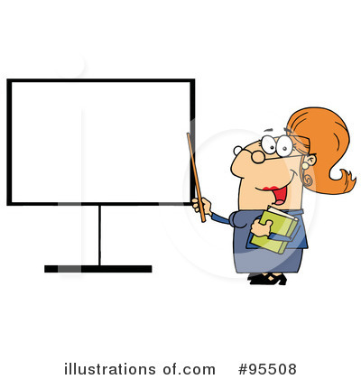 Professor Clipart #95508 by Hit Toon