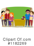 Royalty-Free (RF) teachers Clipart Illustration #1182269