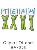 Team Clipart #47856 by Leo Blanchette