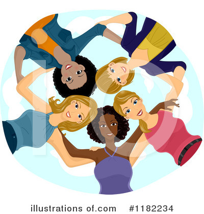 Teamwork Clipart #1182234 by BNP Design Studio