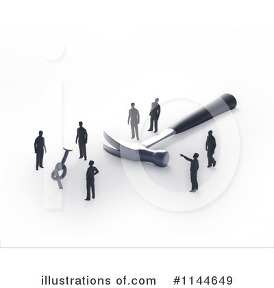 Management Clipart #1144649 by Mopic