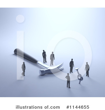 Management Clipart #1144655 by Mopic