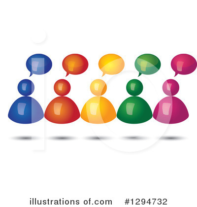 Talking Clipart #1294732 by ColorMagic