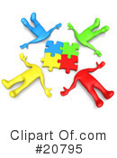 Teamwork Clipart #20795 by 3poD