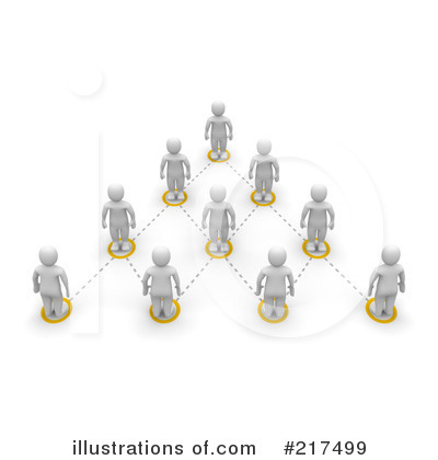 Leadership Clipart #217499 by Jiri Moucka