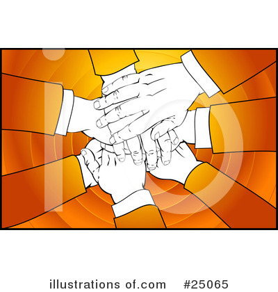 Handshake Clipart #25065 by Tonis Pan