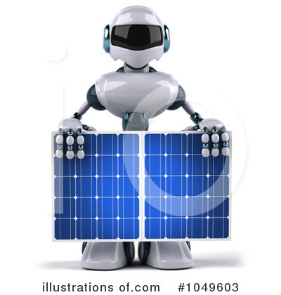 Solar Power Clipart #1049603 by Julos