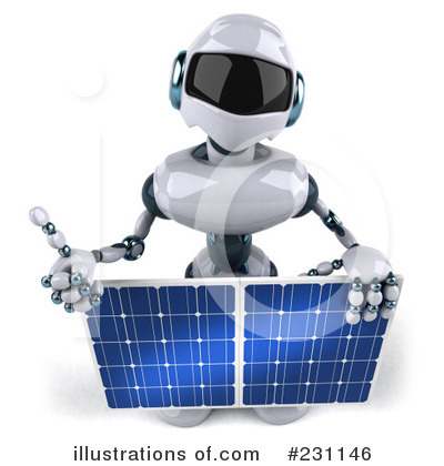 Solar Power Clipart #231146 by Julos