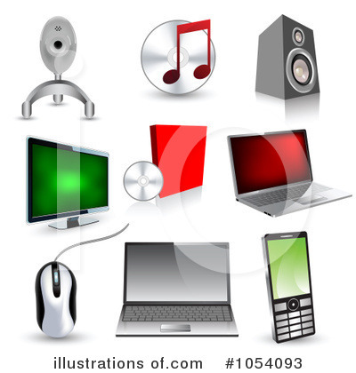 Icon Clipart #1054093 by vectorace