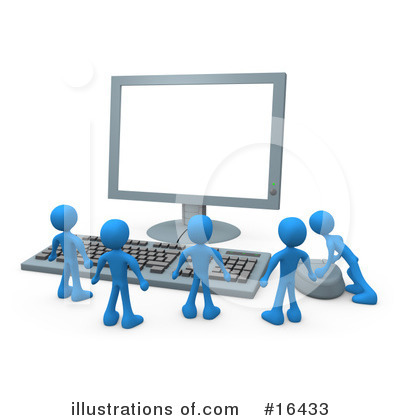 Computer Repair Clipart #16433 by 3poD