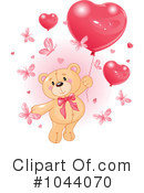 Teddy Bear Clipart #1044070 by Pushkin