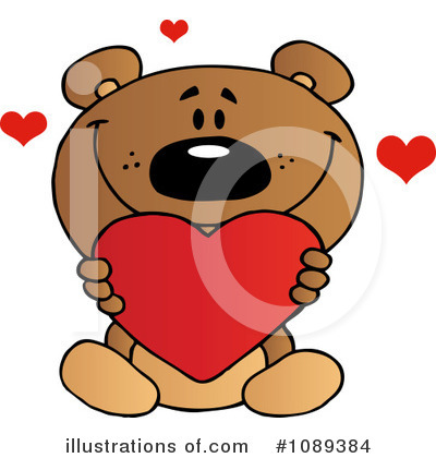 Heart Clipart #1089384 by Hit Toon
