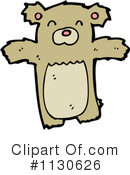 Teddy Bear Clipart #1130626 by lineartestpilot