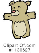 Teddy Bear Clipart #1130627 by lineartestpilot