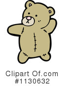 Teddy Bear Clipart #1130632 by lineartestpilot
