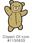 Teddy Bear Clipart #1130633 by lineartestpilot