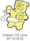 Teddy Bear Clipart #1131672 by lineartestpilot