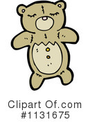 Teddy Bear Clipart #1131675 by lineartestpilot