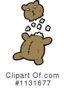 Teddy Bear Clipart #1131677 by lineartestpilot