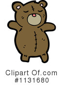 Teddy Bear Clipart #1131680 by lineartestpilot