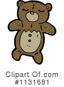 Teddy Bear Clipart #1131681 by lineartestpilot