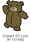 Teddy Bear Clipart #1131682 by lineartestpilot