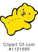 Teddy Bear Clipart #1131685 by lineartestpilot