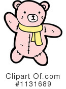 Teddy Bear Clipart #1131689 by lineartestpilot