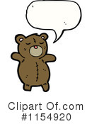 Teddy Bear Clipart #1154920 by lineartestpilot