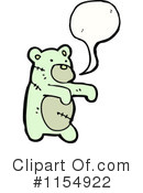 Teddy Bear Clipart #1154922 by lineartestpilot