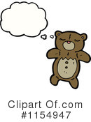 Teddy Bear Clipart #1154947 by lineartestpilot