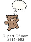 Teddy Bear Clipart #1154953 by lineartestpilot