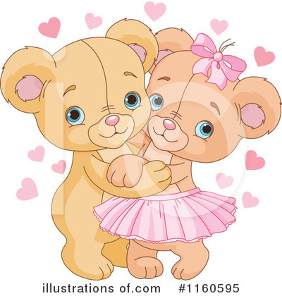 Teddy Bear Clipart #1160595 by Pushkin