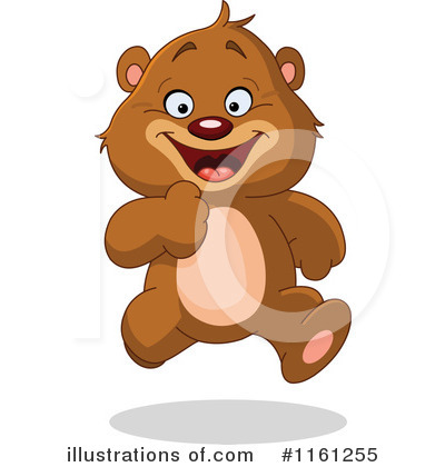 Teddy Bear Clipart #1161255 by yayayoyo