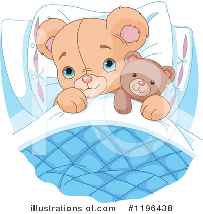 Teddy Bear Clipart #1196438 by Pushkin