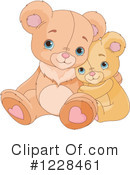 Teddy Bear Clipart #1228461