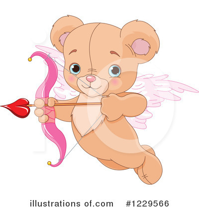 Teddy Bear Clipart #1229566 by Pushkin