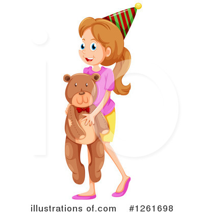 Birthday Clipart #1261698 by Graphics RF