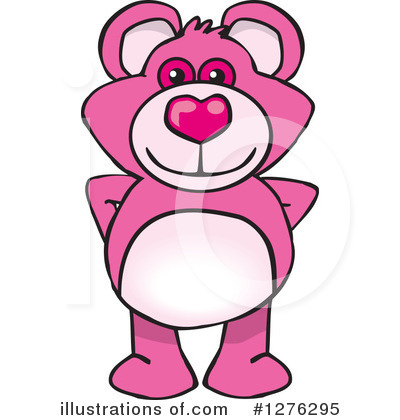 Bear Clipart #1276295 by Dennis Holmes Designs