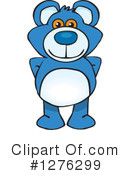 Royalty-Free (RF) Teddy Bear Clipart Illustration #1276299