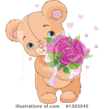 Roses Clipart #1303045 by Pushkin