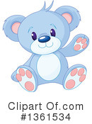 Teddy Bear Clipart #1361534